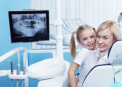 Digitales Röntgen in Frankfurt beim Zahnarzt