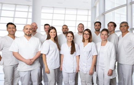 Ihr Zahnarzt Team in Frankfurt