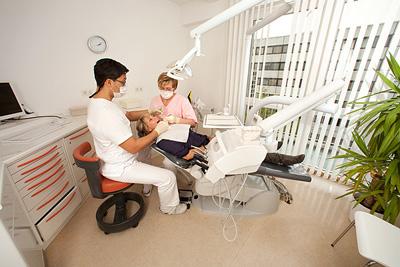Zahnbehandlung in Frankfurt